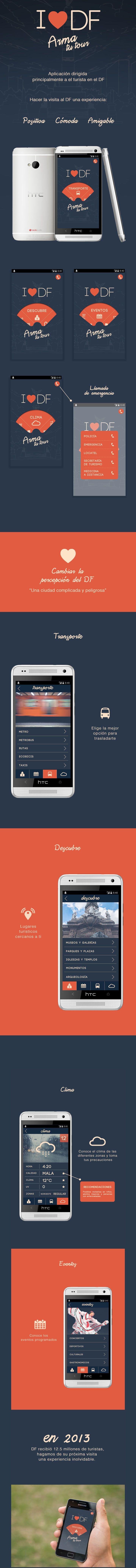 I LOVE DF Mobile App