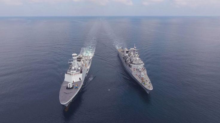 Deniz Kuvvetleri Komutanlığından Deniz Yıldızı tatbikatı