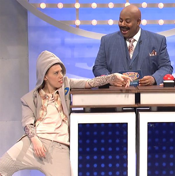 Kate McKinnon Revives Her Justin Bieber Impression In Hilarious 'SNL' Sketch — Watch