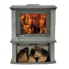 De #Altech Nobles Depot is de kleinste telg uit de Altech familie en heeft natuurlijk alle eigenschappen die u van een echte #speksteenkachel verwacht. Ook in de Altech Nobles Depot kunt u stoken tegen het 5,5 cm dikke speksteen. Dit geeft nadat, het vuur is gedoofd nog wel 8 uur een behaaglijke stralingswarmte. #Fireplace #Fireplaces #Houthaard #Houtkachel