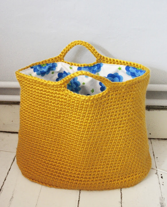 ponnekeblom (blog) boodschappentas (shopping bag)