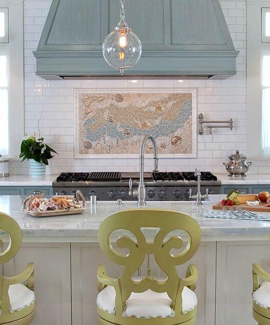 How To Design A Coastal Kitchen: 133 Best Coastal Kitchen Ideas Images On Pinterest