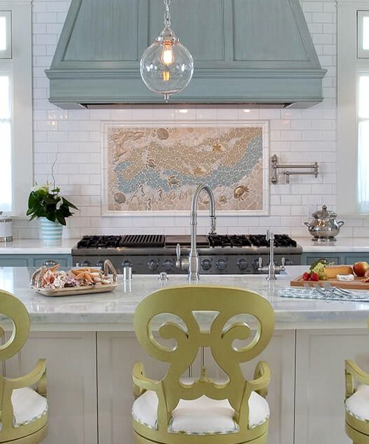 1000+ Ideas About Coastal Kitchens On Pinterest