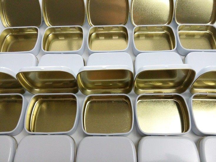 Favores do casamento branco de caixa de caixa de caixa de caixa de concha de metal de dobradiça em Ciaxas de armazenamento & lixo de Casa & jardim no AliExpress.com | Alibaba Group