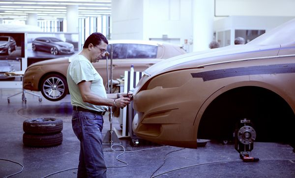 Peugeot 308 - The Making Of by Romain Bucaille, via Behance