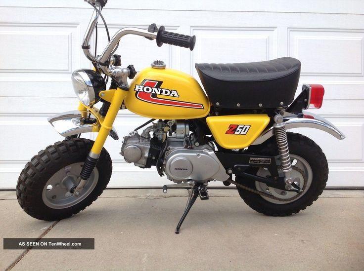 1977 Honda Z50 Mini Trail 50