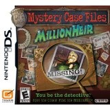 Mystery Case Files: MillionHeir (Video Game)By Nintendo