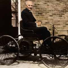 10 Fun Facts About Henry Ford - http://www.autosportsart.com/10-fun-facts-about-henry-ford - http://i.imgur.com/8meP4YL.jpg