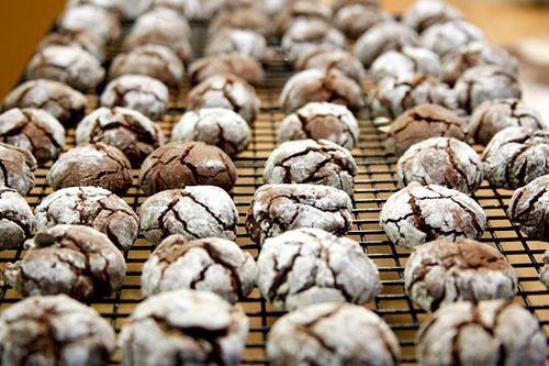 Reminds me of my childhood - but the diabetic-friendly version! Chocolate crackles - YUM.