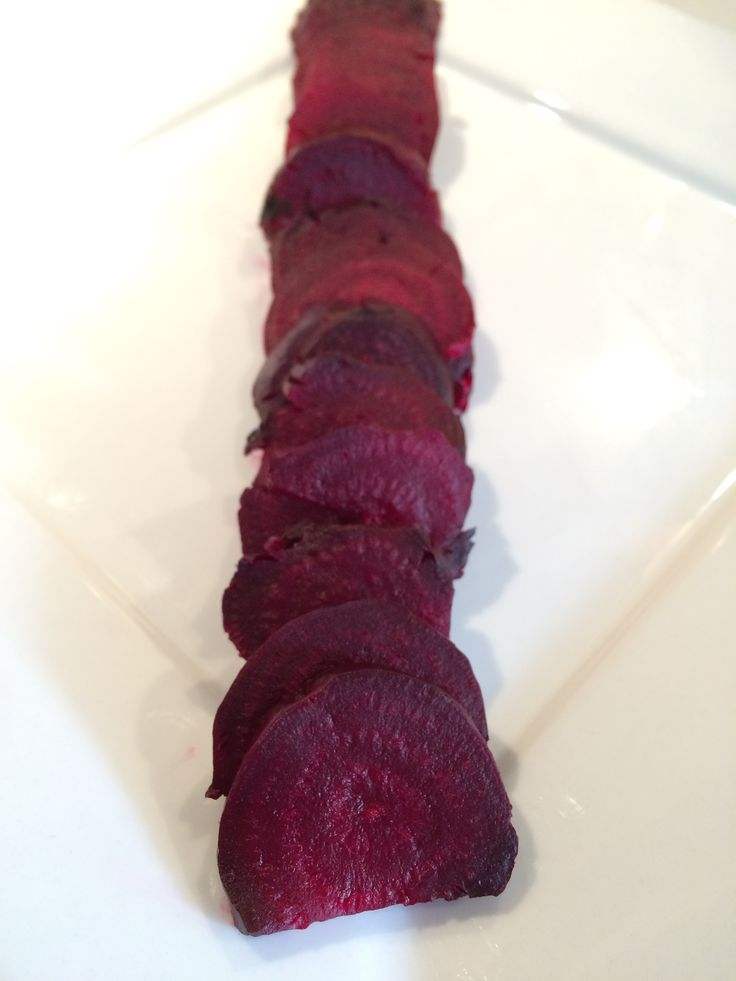 Roasted Beets! Super delicious!