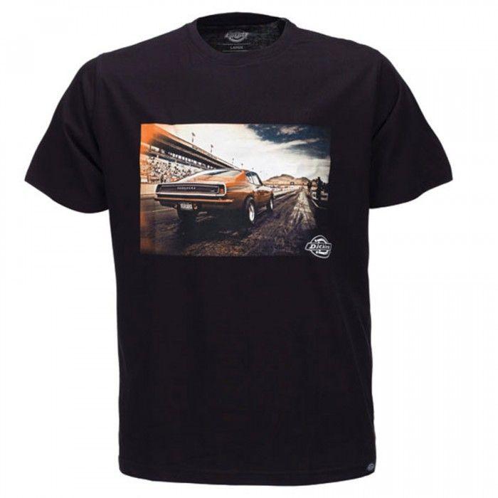 Dickies Hot Rod Speed T-Shirt Black