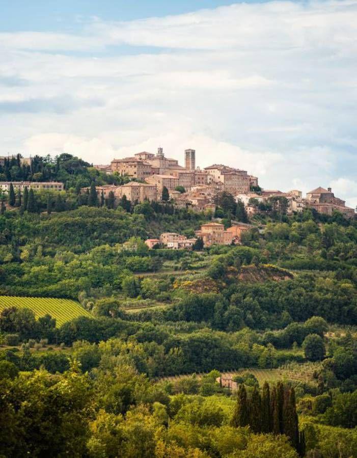 Toscane, Montepulciano