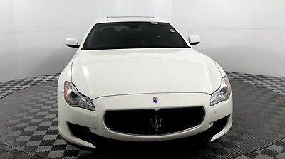 Maserati Quattroporte For Sale Used