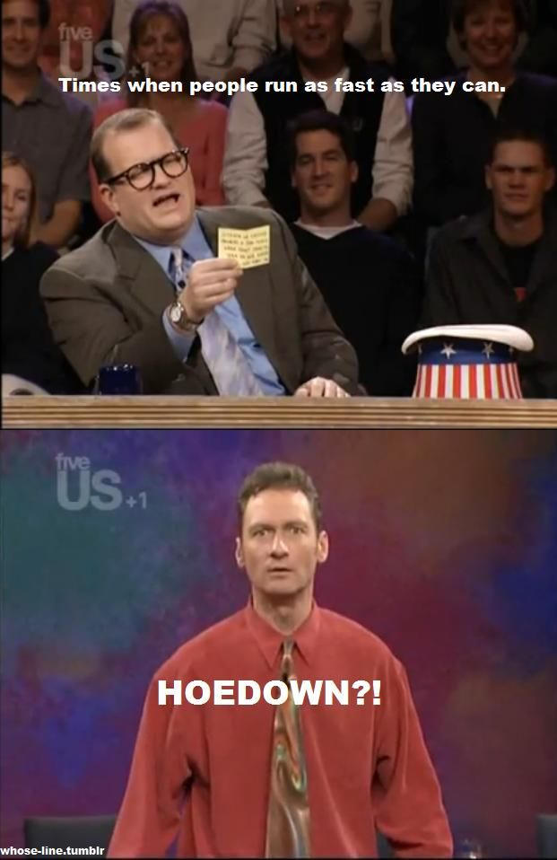 Whose line is it anyway hats hookup service