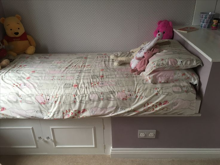 Image Result For Bed Built Over Stair Box: 1000+ Ideas About Built In Bed On Pinterest