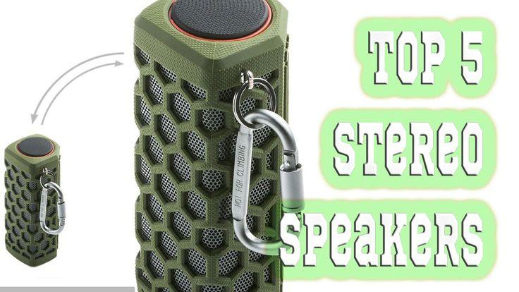 Best Stereo Speakers 2016 Top 5 Stereo Speakers