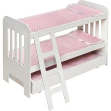 Bunk bed for Miri's birthday