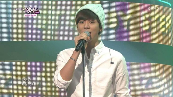 ZE:A - Step by Step + Ghost of Wind (Music Bank 130809)