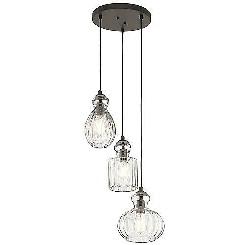 Riviera Multi Light Pendant Multi Light Pendant Pendant