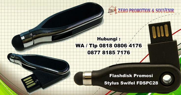 Flashdisk Promosi Stylus Swifel FDSPC28 - Harga Grosir