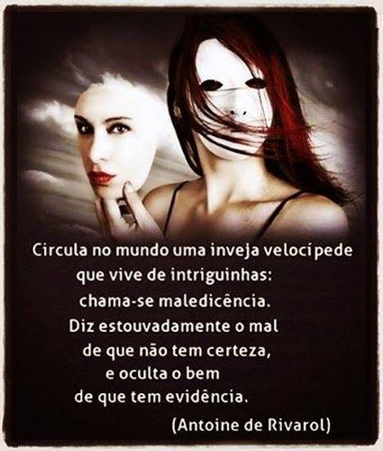 Luiza's Blog: MALEDICÊNCIA