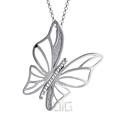 Sexy big butterfly pendant - available for order