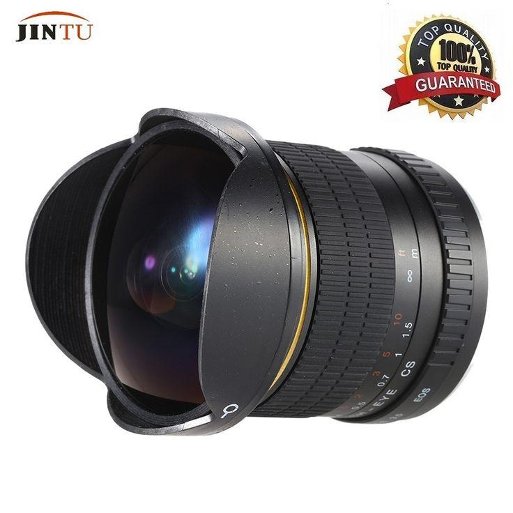 JINTU 8mm HD Ultra Wide Angle Fisheye Lens for Nikon Camera D3400 D3300 D3200 D5500 D5100. #JINTU #Ultra #Wide #Angle #Fisheye #Lens #Nikon #Camera #D3400 #D3300 #D3200 #D5500 #D5100