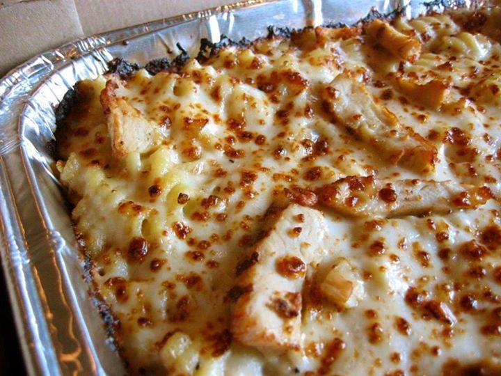Pizza Hut Tuscan Pasta Afredo