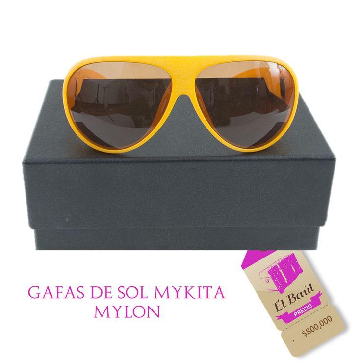 MYKITA MYLON  Gafas de sol ecológicas que nos dejan sin palabras  $800,000  http://elbaul.co/Productos/757/Gafas-de-sol-MYKITA-MYLON-