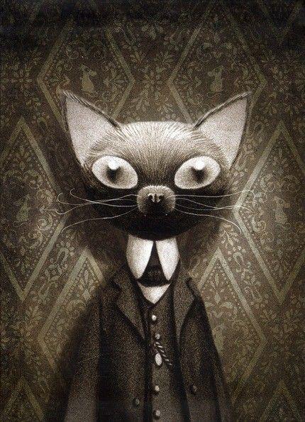 Carnet de notes de chat - Benjamin Lacombe