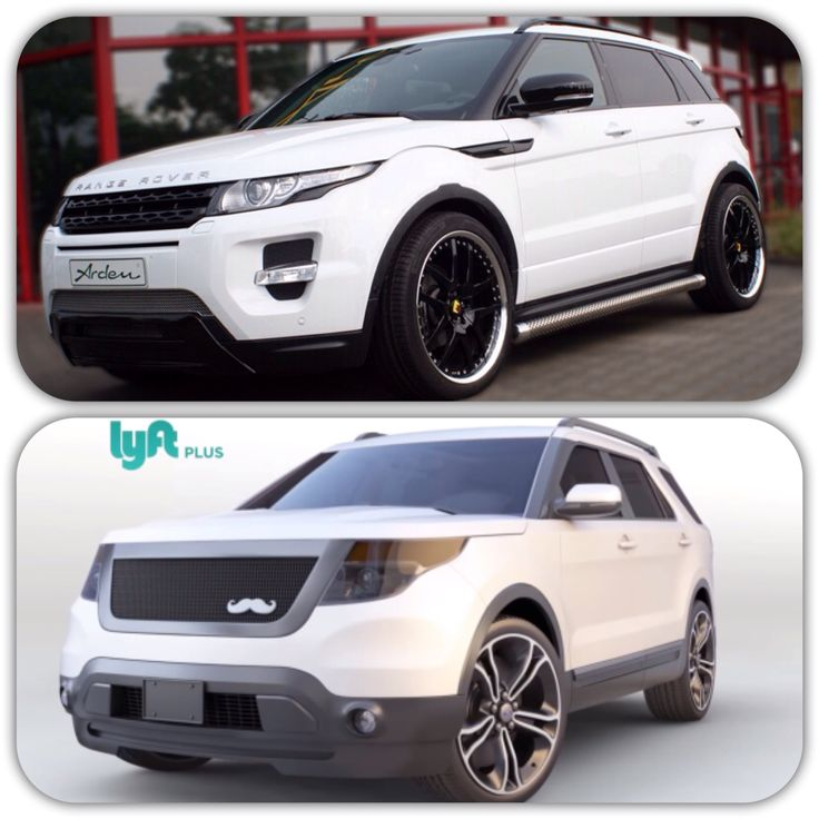 "Lyft the started off great hand picking the best most fun, and responsible drivers and the best most generous riders. Then gets a bit jealous of Uber's black car service then somehow sees that luxury lies in a tricked out Ford Explorer. Well it's not a Range Rover Evoque and I don't think it ever will be.In May the experiment begins and Lyft starts ""Lyft Plus"" only to quickly gut it and pivot away sticking drivers with $34,000 custom SUVs that only get 14 mpg. #mysharedlife"