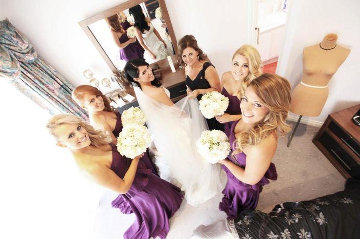 S A B A B E S  Laura & Anthony's Wedding  #stephaudino #SABride #SABridemaids