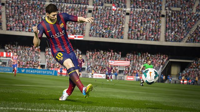 #FIFA15 Release date: September 23 in North America, 9/25 in Europe, 9/26 in the UK.