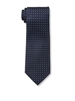 56% OFF John Varvatos Dotted Tie, Navy