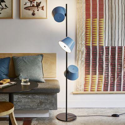 Tam Tam 3-Light Floor Lamp by Marset