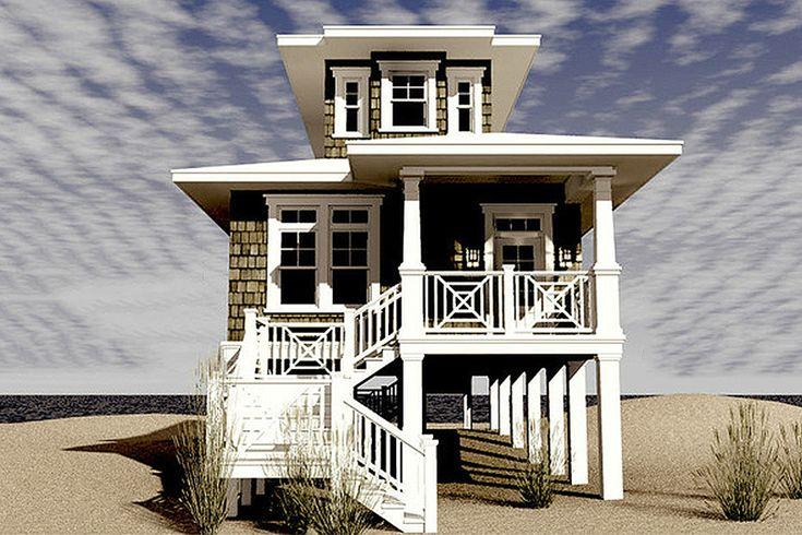 Plan 64-238 - Houseplans.com