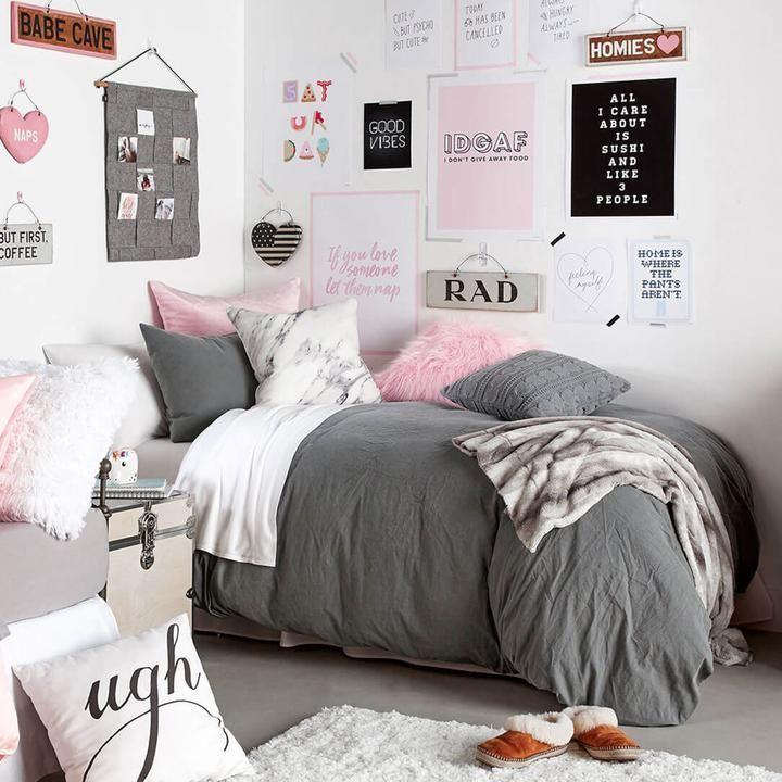 Cute Pillows Dorm Pillows Dorm