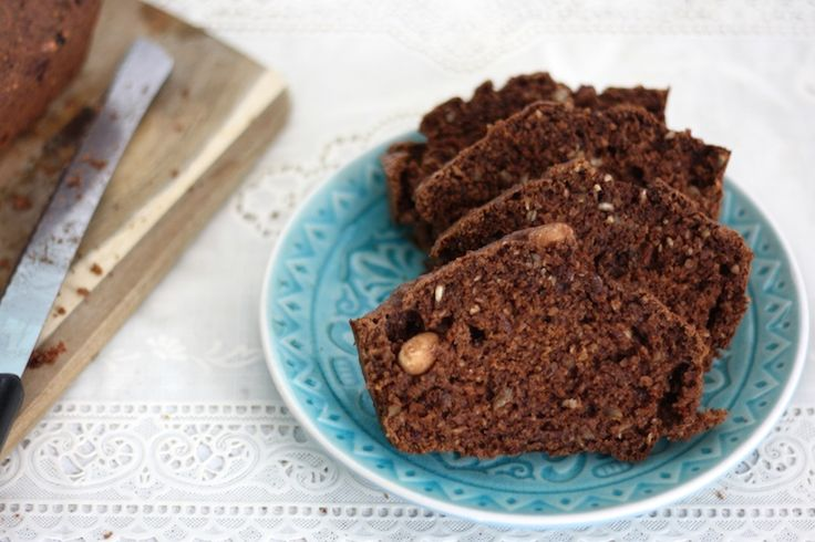 Healthy baking: Deze superfood cake zit bomvol goede voedingsstoffen. #healthy #cake