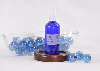 Plata Coloidal Ionizada Spray  ZION-O3  Productos para la Vida