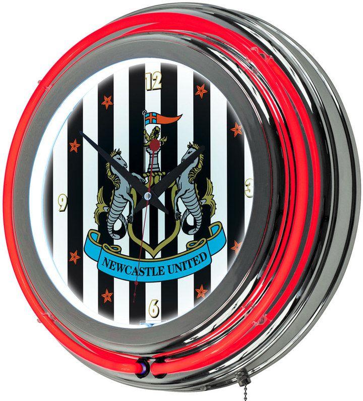 Kohl's Newcastle United FC Neon Wall Clock