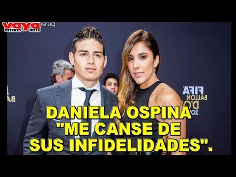 """Ex epsosa de James Rodríguez revela la causa del divorcio. - VER VÍDEO -> http://quehubocolombia.com/ex-epsosa-de-james-rodriguez-revela-la-causa-del-divorcio    """"Copyright Disclaimer Under Section 107 of the Copyright Act 1976, allowance is made for """"fair use"""" for purposes such as criticism, comment, news reporting, teaching, scholarship, and research. Fair use is a use permitted by copyright statute that might otherwise be..."""