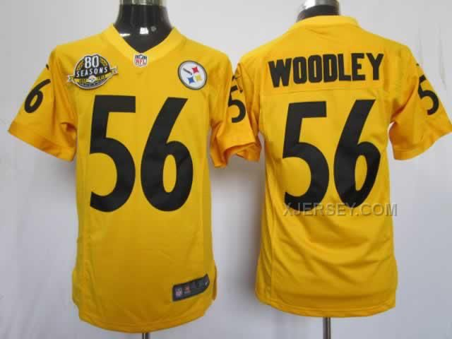 cc834ed4517 ... Jersey httpwww.xjersey.comnike-steelers-56-woodley-yellow-game- Mens  Nike Pittsburgh Steelers 64 Doug Legursky Limited ...