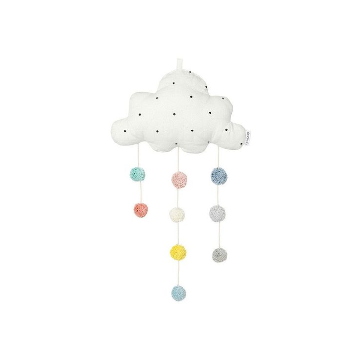 Mobile Cloud / Big / Classic Dot Creme de la creme