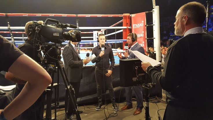 Latest news Boxing - Simmons looking for title fight