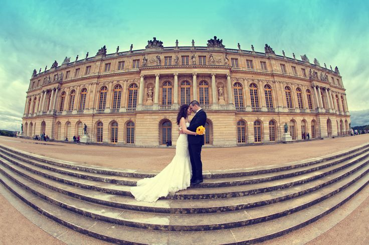 Location: Versailles, France