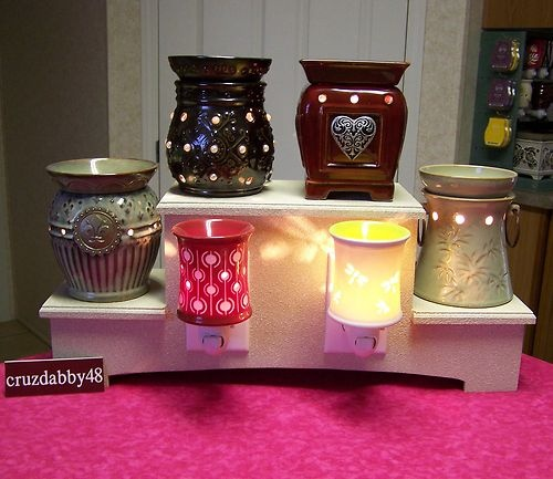 Simple Display Tower For Scentsy Products I Love