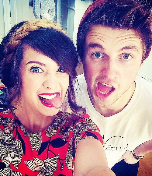 Zoe Sugg (Zoella) - British fasion/beatuy vlogger, Youtube & online personality | Marcus Butler - British Vlogger YouTuber
