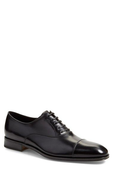 Luce Cap Toe Oxford