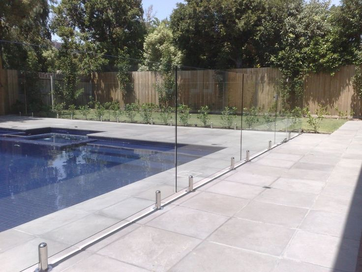 17 Best Images About Glass Pool Fencing On Pinterest