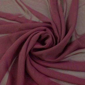 Chiffon Fabrics By the yard | StylishFabric.com